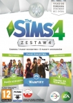 PC The Sims 4 : Zestaw 4
