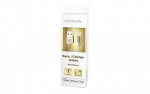 Kabel USB - Lightning Apple (TM) 8Pin1m Gold Adata