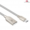 Kabel USB A Micro-B 1,0 m Maclean Quick