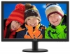 "Monitor 23,6"" Philips LED 243V5LHSB5/00 FHD Czarny"