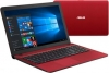 Notebook Asus i3-7100U 4GB 1TB INT 15,6 W10 Czerwo