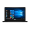 "Notebook Dell i3-6006U 4GB 240SSD 15,6"" W10H Black"