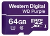 Pamięć SD (Micro) 64 GB WD Purple UHS-I