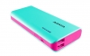 Power Bank 10000mAh A-Data PT100 Turkus