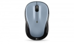 Mysz Logitech M325 Wireless Light Silver USB