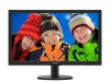 "Monitor 23,6"" Philips LED 243V5QSBA/00  Czarny"