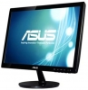 "Monitor 19"" Asus LED VS197DE LED Czarny"