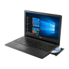 "Notebook Dell i3-7020U 4GB 240 SSD15,6"" W10H Black"
