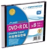 DVD+R Esperanza 8,5 GB 8x DL Slim